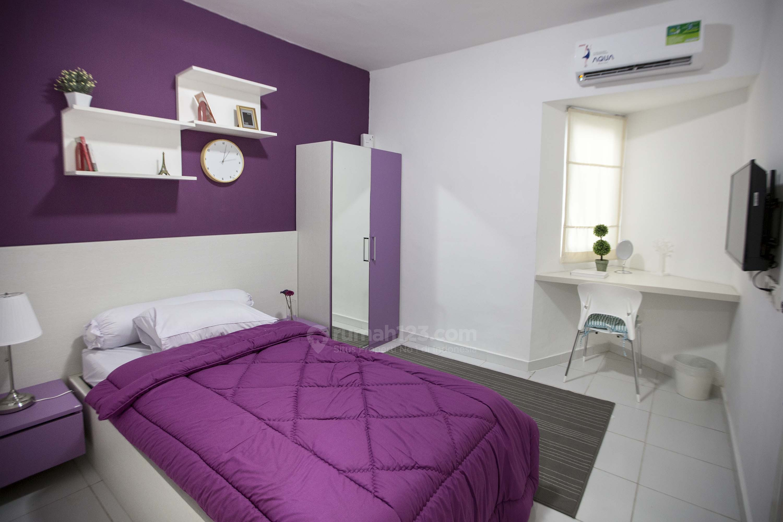 Inspirasi dekor kamar tidur anak muda berita properti for Dekor kamar tidur hotel
